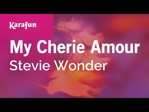 Karaoke My Cherie Amour - Stevie Wonder *