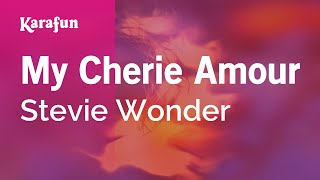Karaoke My Cherie Amour - Stevie Wonder *