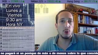Punto 9 - Noticias Forex del 25 de Agosto del 2017