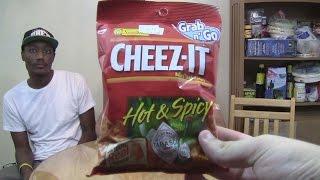 We Shorts - Glories Sea Salt Sweet Potato Chips & Cheez-it Hot & Spicy