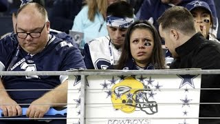 The Packers Beat the Cowboys.  Everyone Goes Nuts.  (2017)
