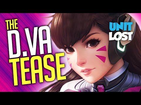 Overwatch - The D.Va TEASE! / Hammond and DOOMFIST Updates Soon?