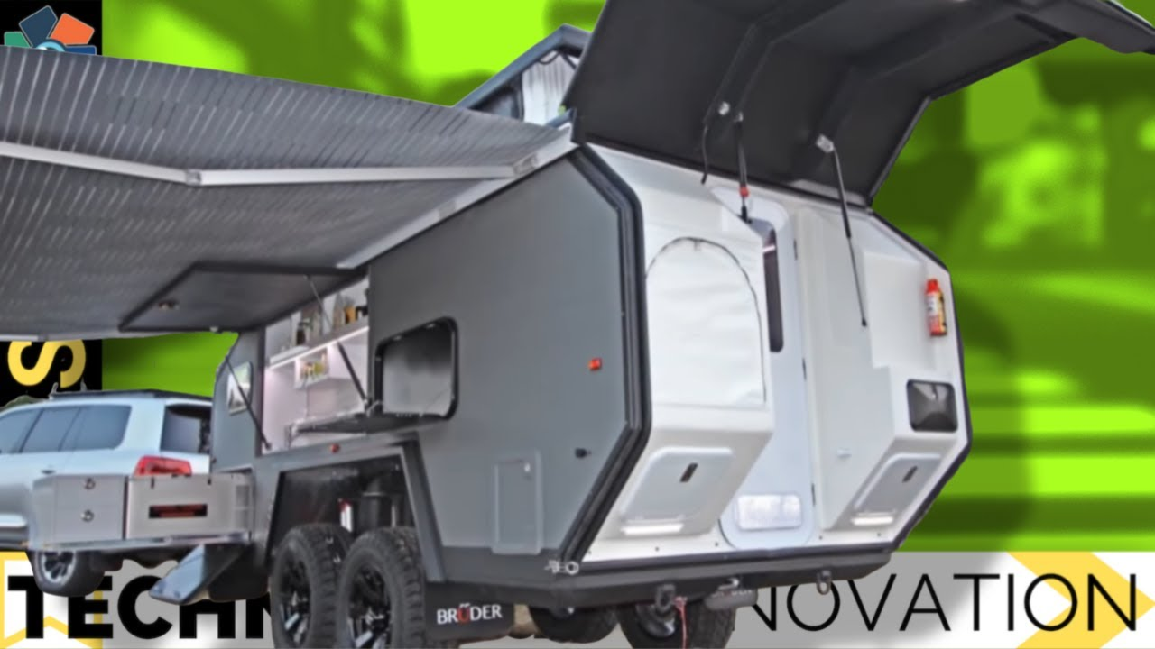 10 POP UP Campers and Travel Trailers Youll LOVE  YouTube