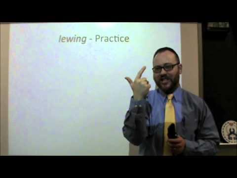 PA Dutch 101: Video 34 - Two-Way Prepositions.m4v