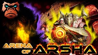 Arena of Arsha - GvG - 'An Inside Job'   Black Desert Online PvP Gameplay   Softcap players  