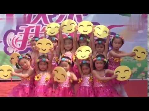 幼儿舞蹈 《微笑的季节》儿童舞蹈