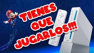 Los 13 Mejores juegos de WII, que deberías jugar SI o SI