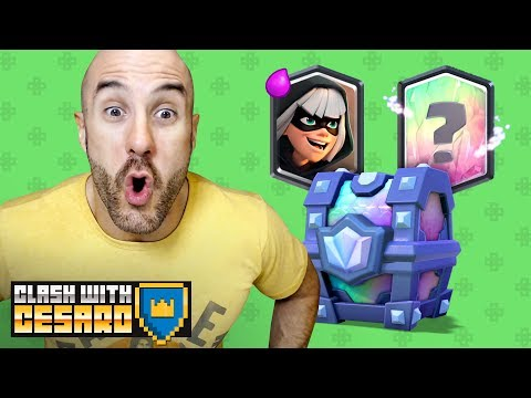 CESARO wants YOU to JOIN HIS CLAN!!! — Clash With Cesaro #11