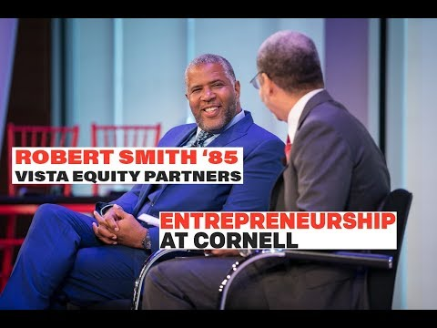 Robert Smith '85 - Founder Chairman and CEO, Vista Equity Partners