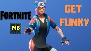 Fortnite - GET FUNKY RARE DANCE EMOTE SEASON 7 BATTLE PASS REWARD