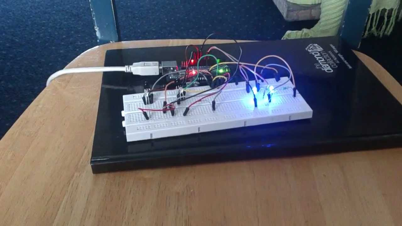 arduino pt 5 gesture based light switch using ir 87798