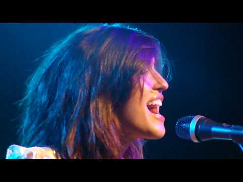 Kate Voegele - Hallelujah Live   The most amazing singer in the world!!!
