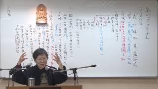 (學院第三屆)法相宗─依《瑜伽師地論》修學止觀 李麗居士 041 thumbnail