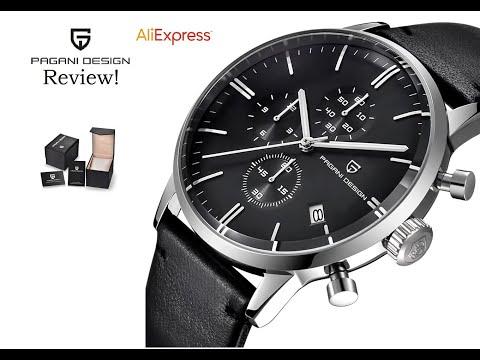 Pagani Design Watch Review - Aliexpress