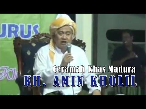 KH. Amin Kholil - Nama Adalah Doa - Ceramah Agama Bahasa Madura