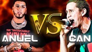 Anuel AA V Canserbero - Batalla de Rap Épica (REACCIÓN)