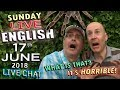 watch he video of Learn English - Listening - Live Chat - 17th June 2018 - Mr Duncan in England - Creepy Creatures !!!