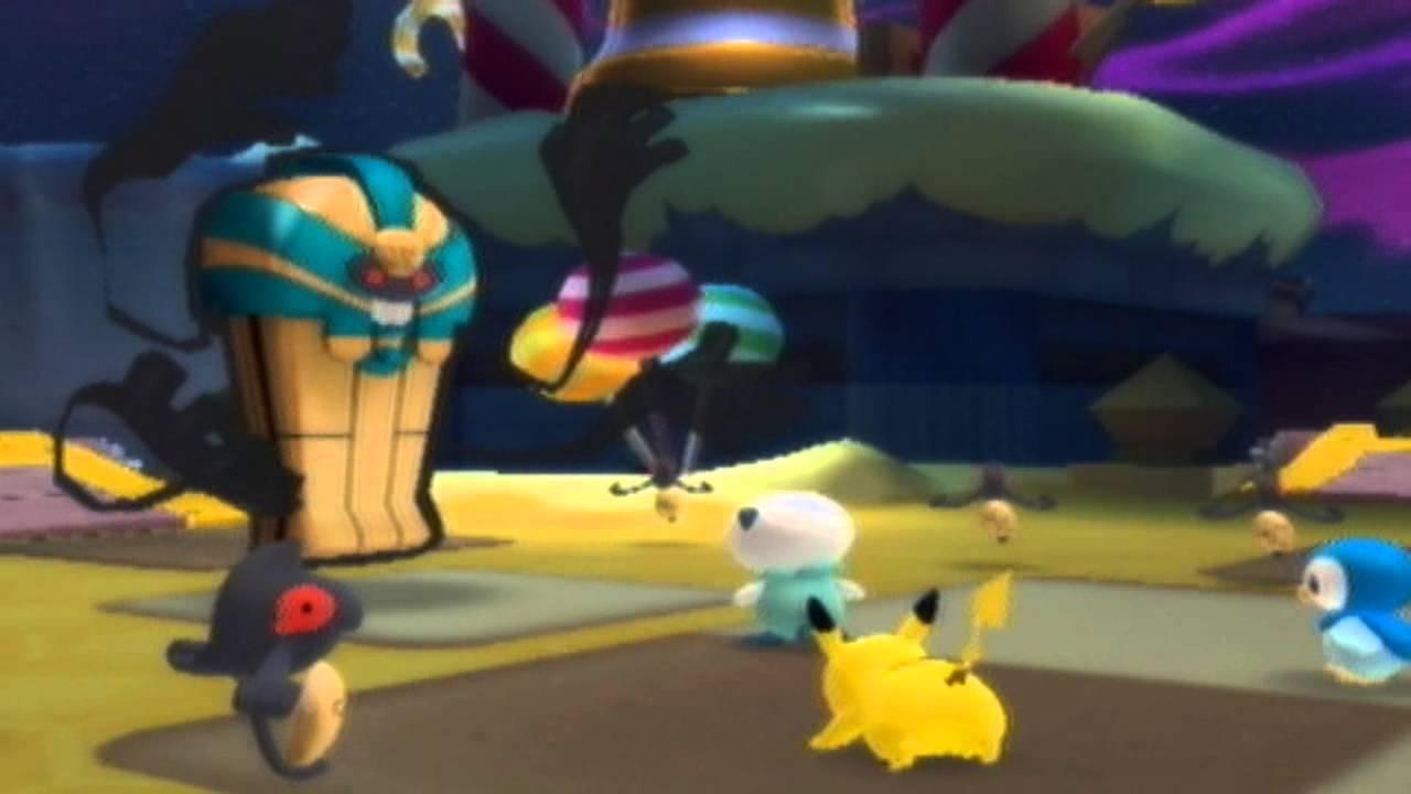 Pokemon Cofagrigus Episode Yoshi plays PokéP...