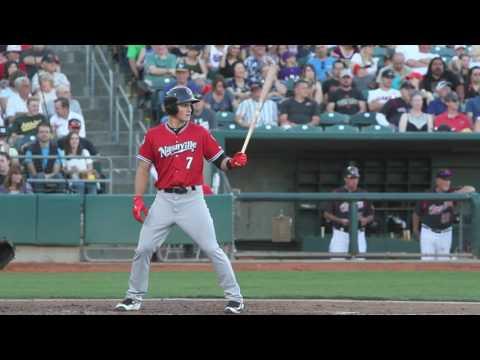 Oakland A's prospect video: Matt Chapman