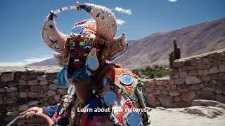 World Tourism Day 2020 - Argentina
