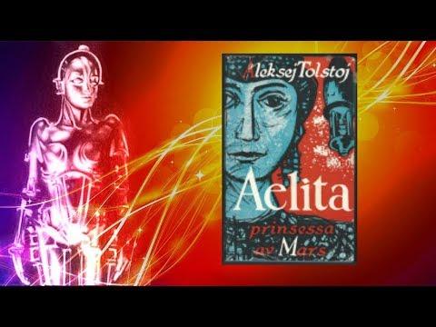 Book Review   Aelita by Aleksej Tolstoj