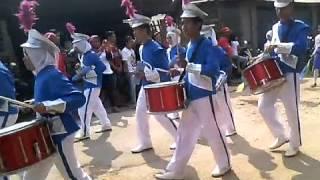 Pawai Separi :: Drum band SMA N 1 Tenggarong Sbr