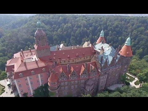 Polen Gold Zug Unter Hitlers Schloss Entdeckt Youtube