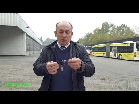 Mehmet Oe nimmt  euch mal mit auf seinen Linien