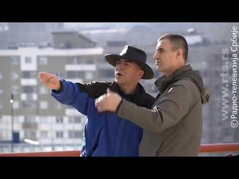 Trag: Život na Ibru - mirno a napeto