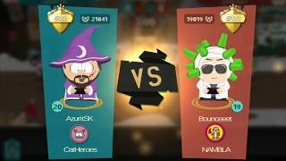 South Park Phone Destroyer: Legendary rank PvP #4-7 (World's TOP 101 only - commented)