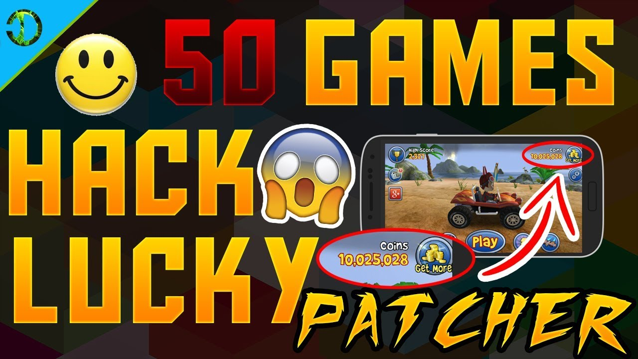 Top 50 Best Games To Hack Using Lucky Patcher No Root