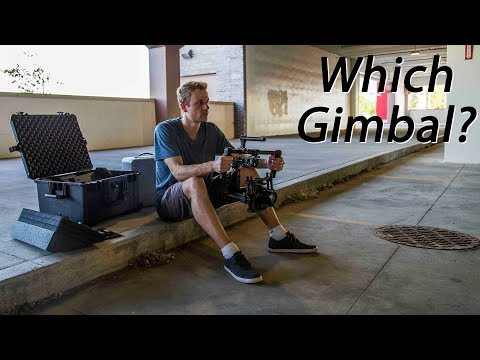Which Gimbal? Freefly Movi M5 or DJI Ronin M?