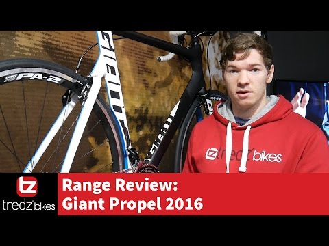 Giant Propel 2016 Range Review