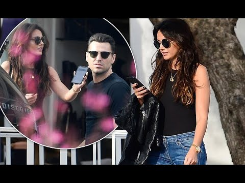 Michelle Keegan And Husband Mark Wright Enjoy Lunch Date