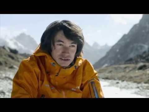 Vertikal: David Lama v Nepálu, Skierscup