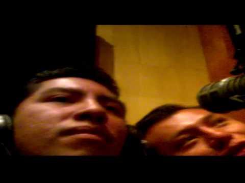 Facundo, Omar Chaparro, jesus y Angel