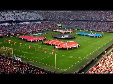 Audi Cup 2017 final day opening ceremony