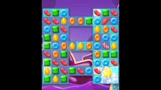 Candy Crush Jelly Saga Level 117 No Boosters