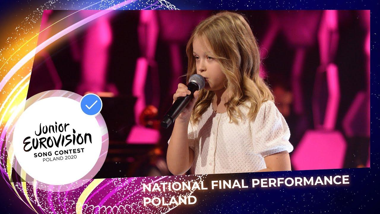 Poland 🇵🇱 - Alicja Tracz - I'll Be Standing - National Final Performance