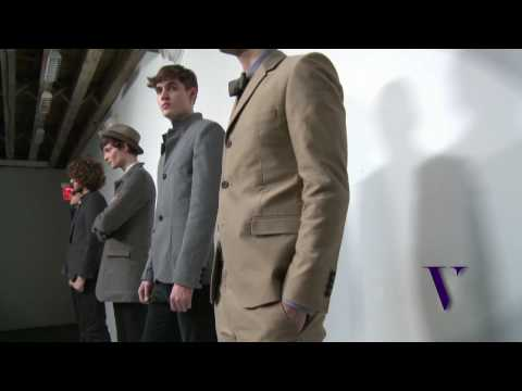 Bespoken: Fall 2010 Collection and Interview at New York Fashion Week