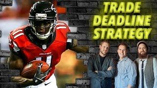 Fantasy Football Trade Deadline Strategy - The Fantasy Footballers