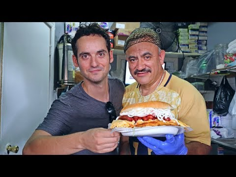 BEST EVER NYC Mexican Food Video PERIOD ! (Street Food Tour In Queens) 🇲🇽
