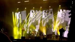 Prāta Vētra (BrainStorm) - На заре [live in Liepāja @ Summer sound 12.07.2013.]