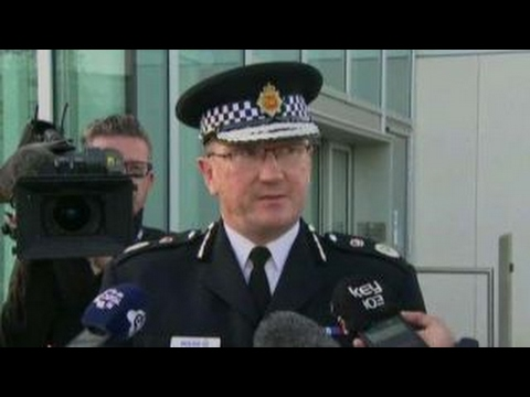 UK police believe suspected attacker was...