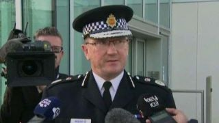 UK police believe suspected attacker was killed in explosi