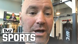 Conor McGregor Finally Meeting with Dana White After Bus Attack Hearing | TMZ Sports
