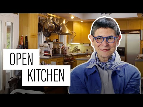 Inside Dorie Greenspan's Kitchen!