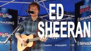 "Ed Sheeran ""Sing"" Sidewalk Session // SiriusXM"