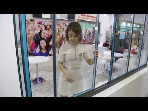 ORION - Double Glazed Folding System