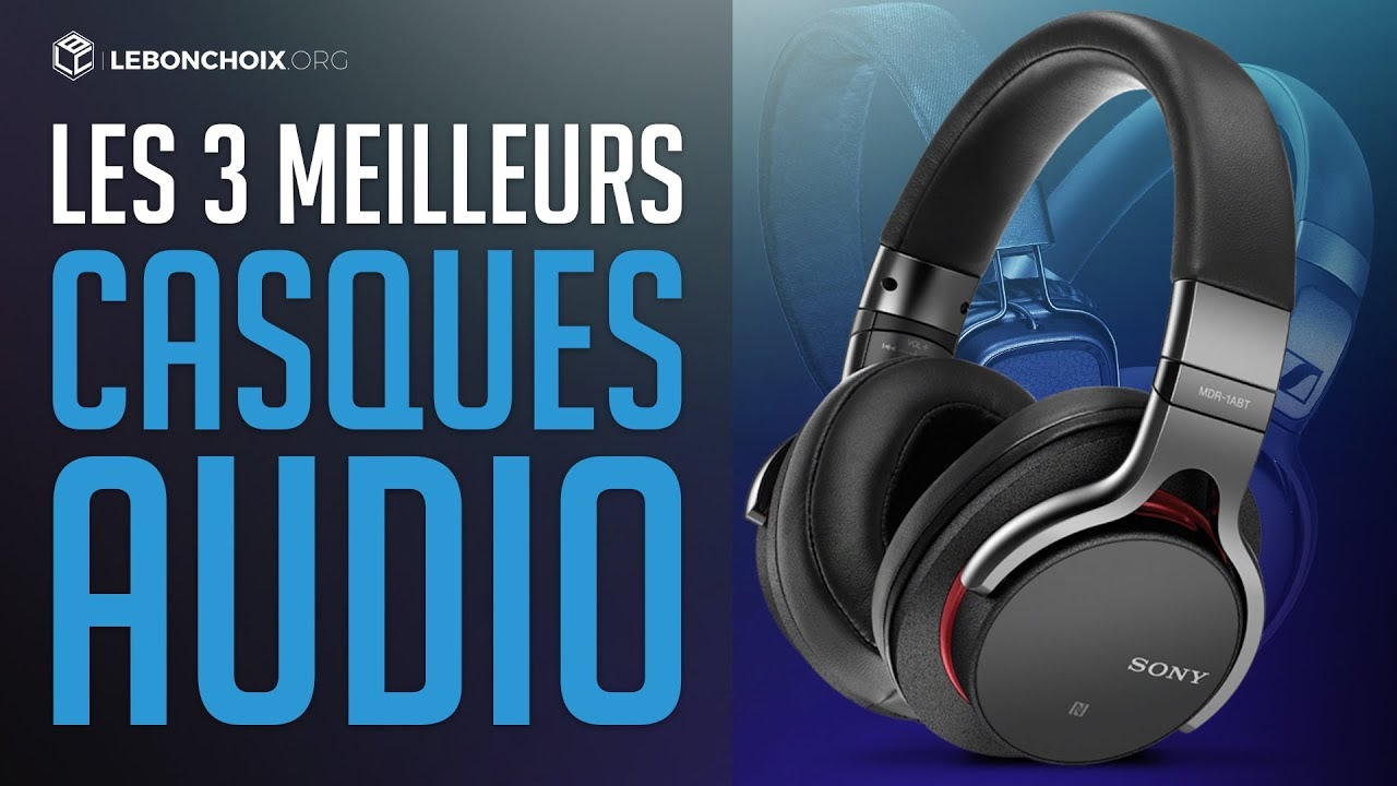 🔴 TOP 3 : MEILLEUR CASQUE AUDIO 2020❓( COMPARATIF